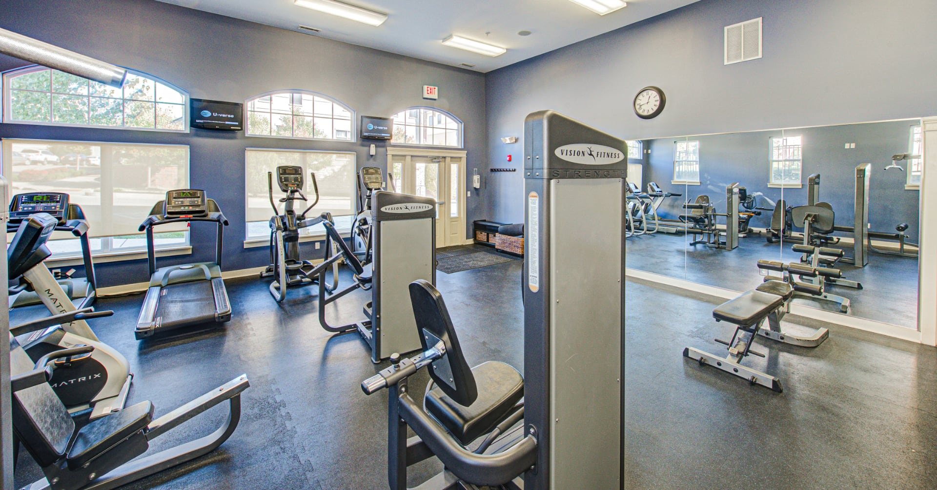 City Flats Renwick Fitness Center