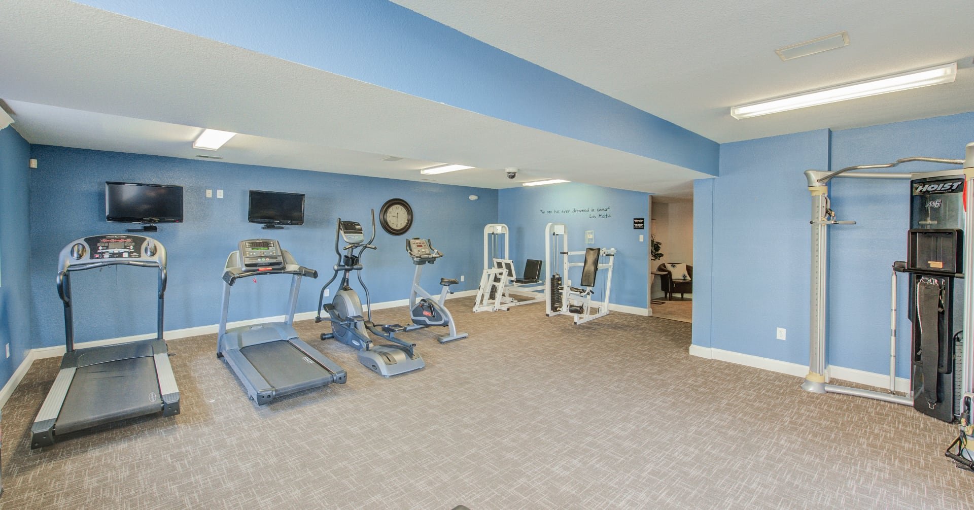 Pebble Brook Fitness Center