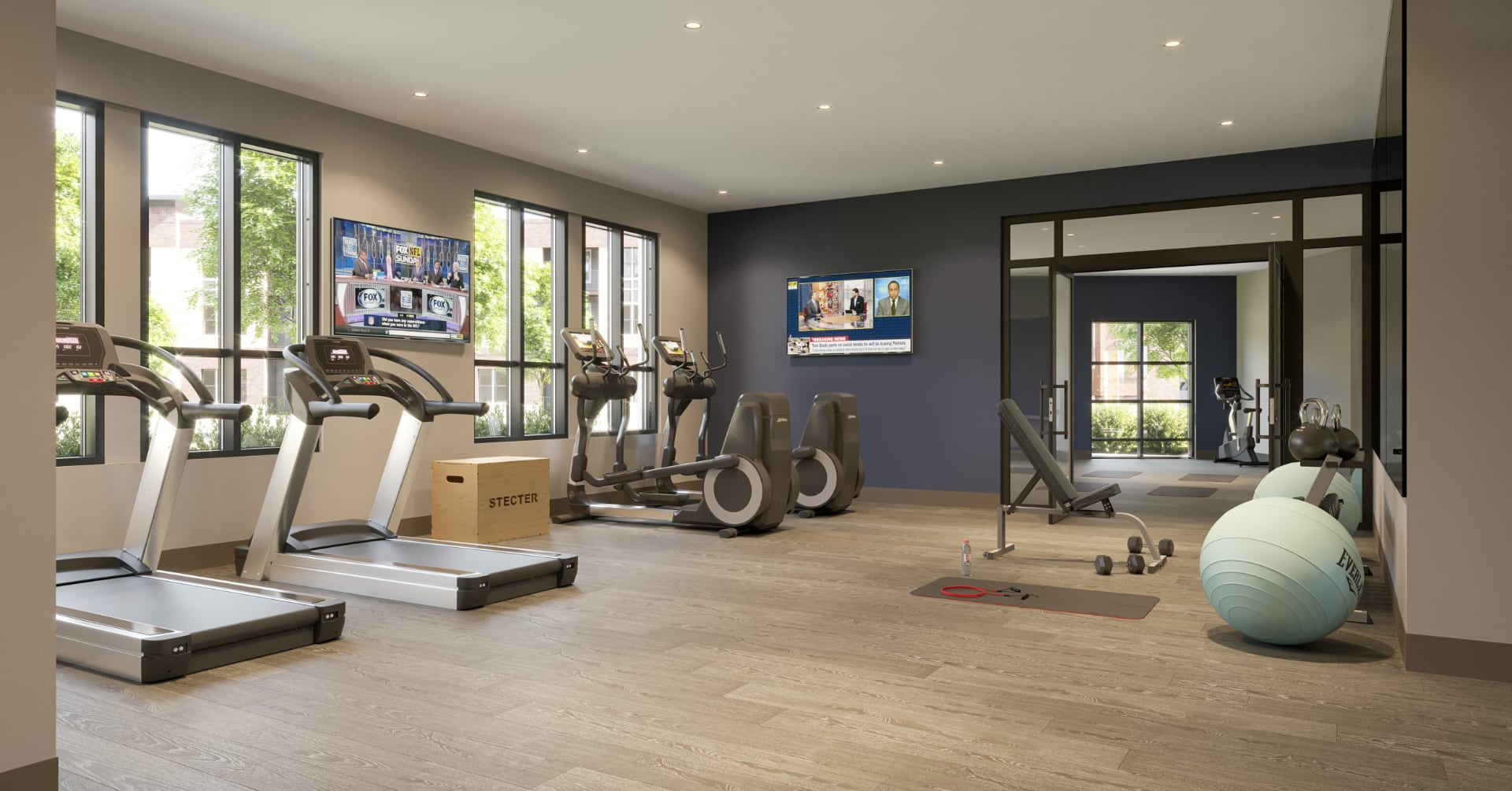Pullman Pointe Fitness Center Gallery